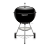 57cm Classic Kettle Charcoal BBQ - Black