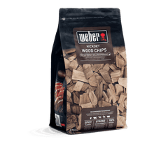 Hickory Wood Chips - 0.7Kg
