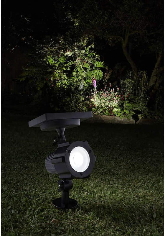Optima Solar Spot Lights (2 Pack offer)
