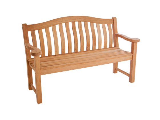 Alexander Rose Mahogany Turnberry 5ft Bench