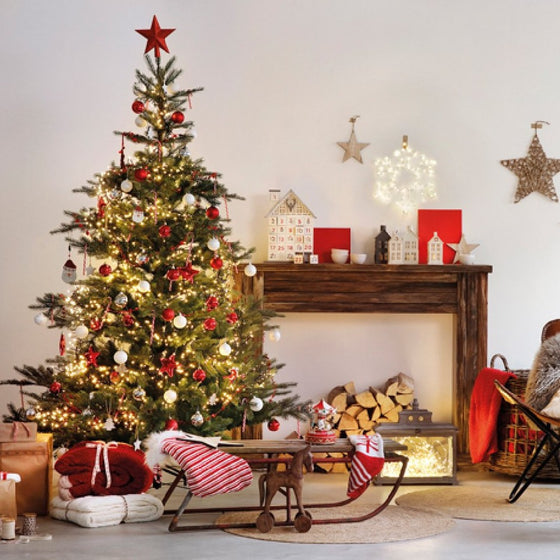 Grandis Fir 8ft Artificial Tree