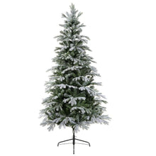 Frosted Sunndal Fir 7ft Artificial Tree