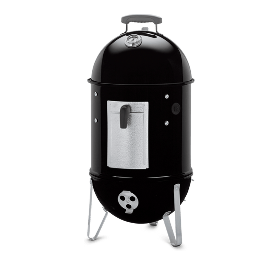 37cm Smokey Mountain - Weber Smoker - Black