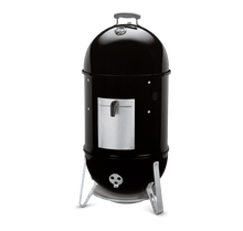 47cm Smokey Mountain - Weber Smoker - Black