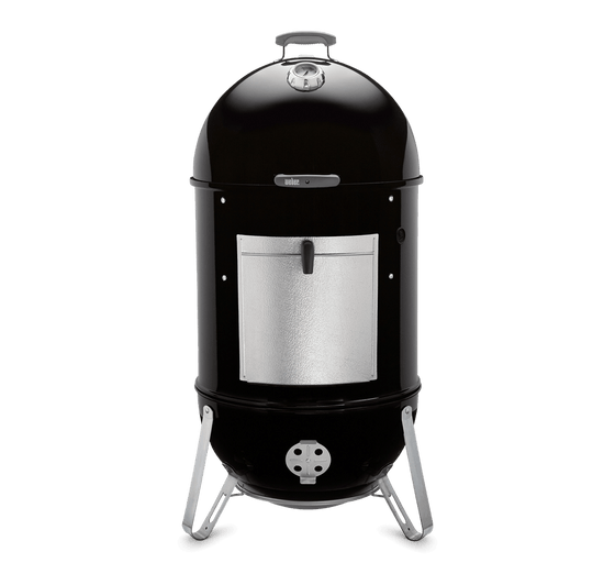 57cm Smokey Mountain - Weber Smoker - Black