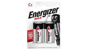 Energizer Max C - Pack of 2