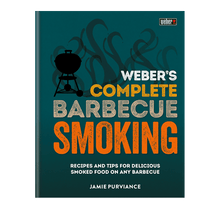 Complete BBQ Smoking Cookbook