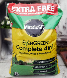 MiracleGro Evergreen Complete 4 in 1 400m2