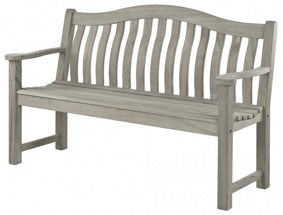 Alexander Rose Grey Painted Turnberry 5ft Bench