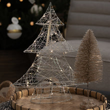 Battery Operated Micro Wire Tree - 30 Lights