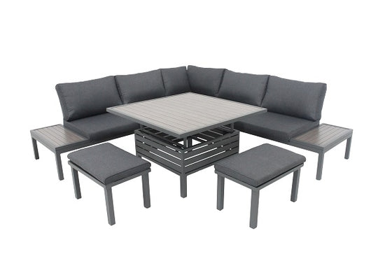 Leisuregrow Milano Casual Dining Modular Set **PRE-ORDER**