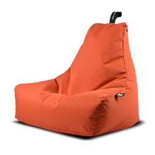 Mighty Bean Bag Orange Outdoor