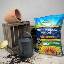 Offer: 3 X Multi-Purpose Compost with added John Innes 50L Bags for £15