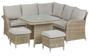 ***PRE ORDER*** Leisuregrow Maple Weave Monaco Compact Sofa Set ***Early August Delivery***