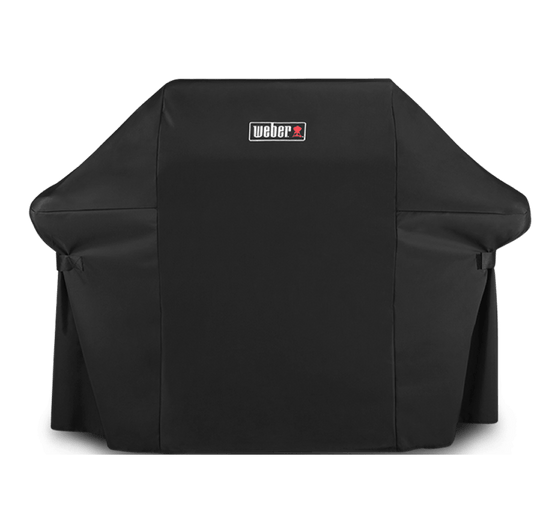 Premium Barbecue Cover - Genesis II and LX 400 series