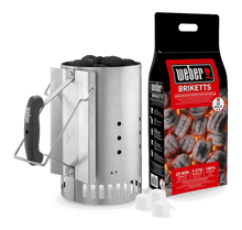 Rapidfire Chimney Starter Set
