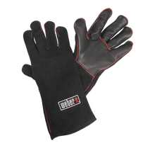 BBQ Leather Gloves