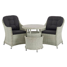 Bramblecrest 2 Seat Bistro Set with Adjustable Table
