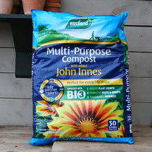 Multi Purpose Compost with added John Innes 50L