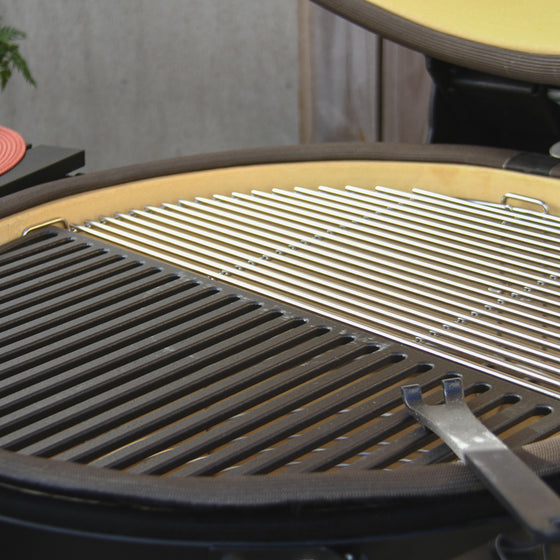 Half Moon Cast Iron Cooking Grates