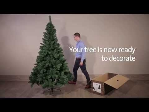 Allison Pine 8ft Artificial Tree