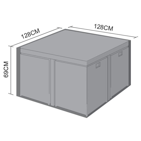 Nova – Cover for 4 seat cube set