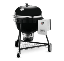 Weber Charcoal Summit 65cm BBQ - Black
