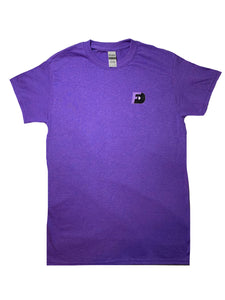 FD Black and Purple T-Shirt