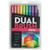 Marcadores Tombow Dual Brush Set 10 Colores Vivos