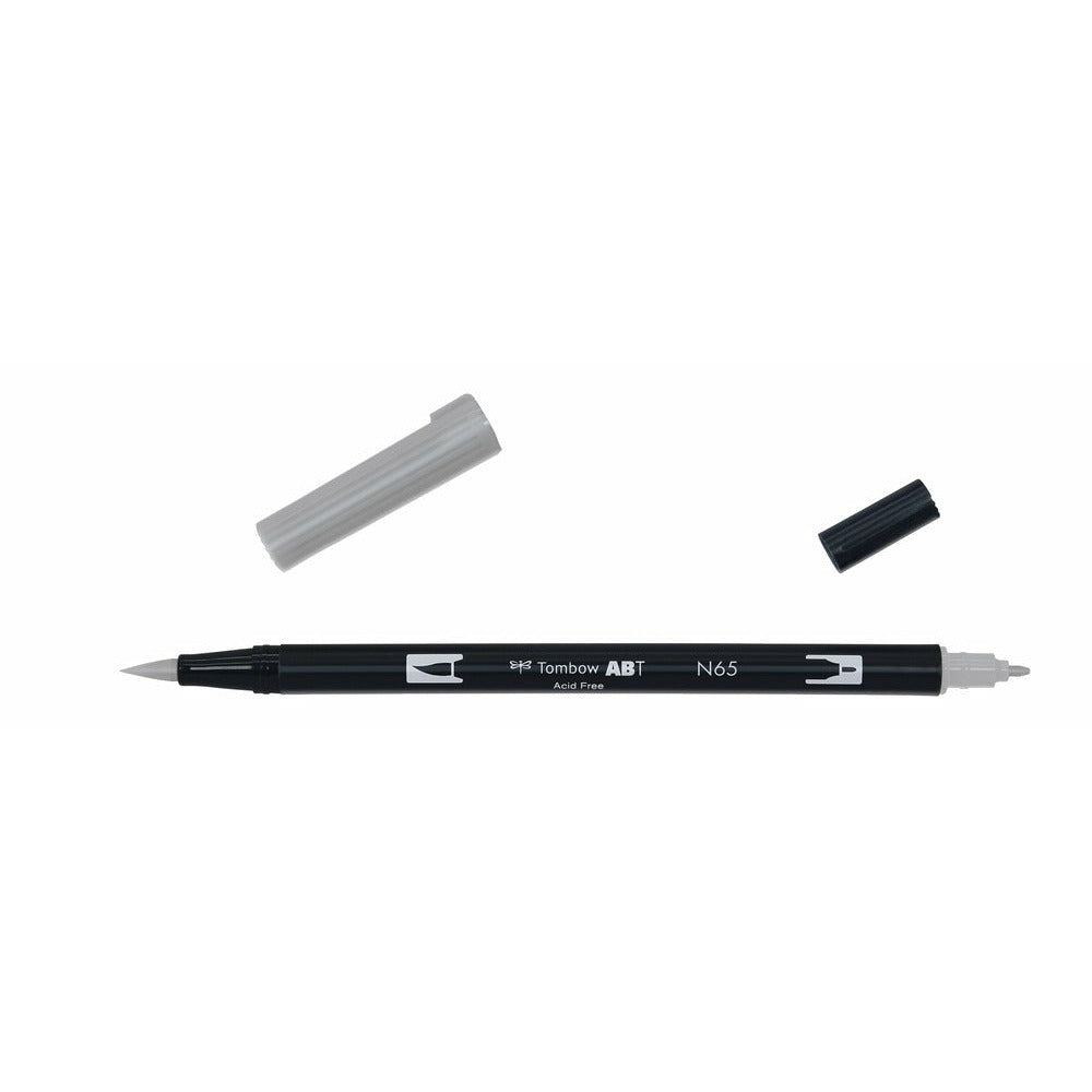 Tombow Plumón Doble Punta Cool Gray 5