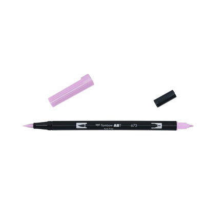 Tombow Plumón Doble Punta Orchid