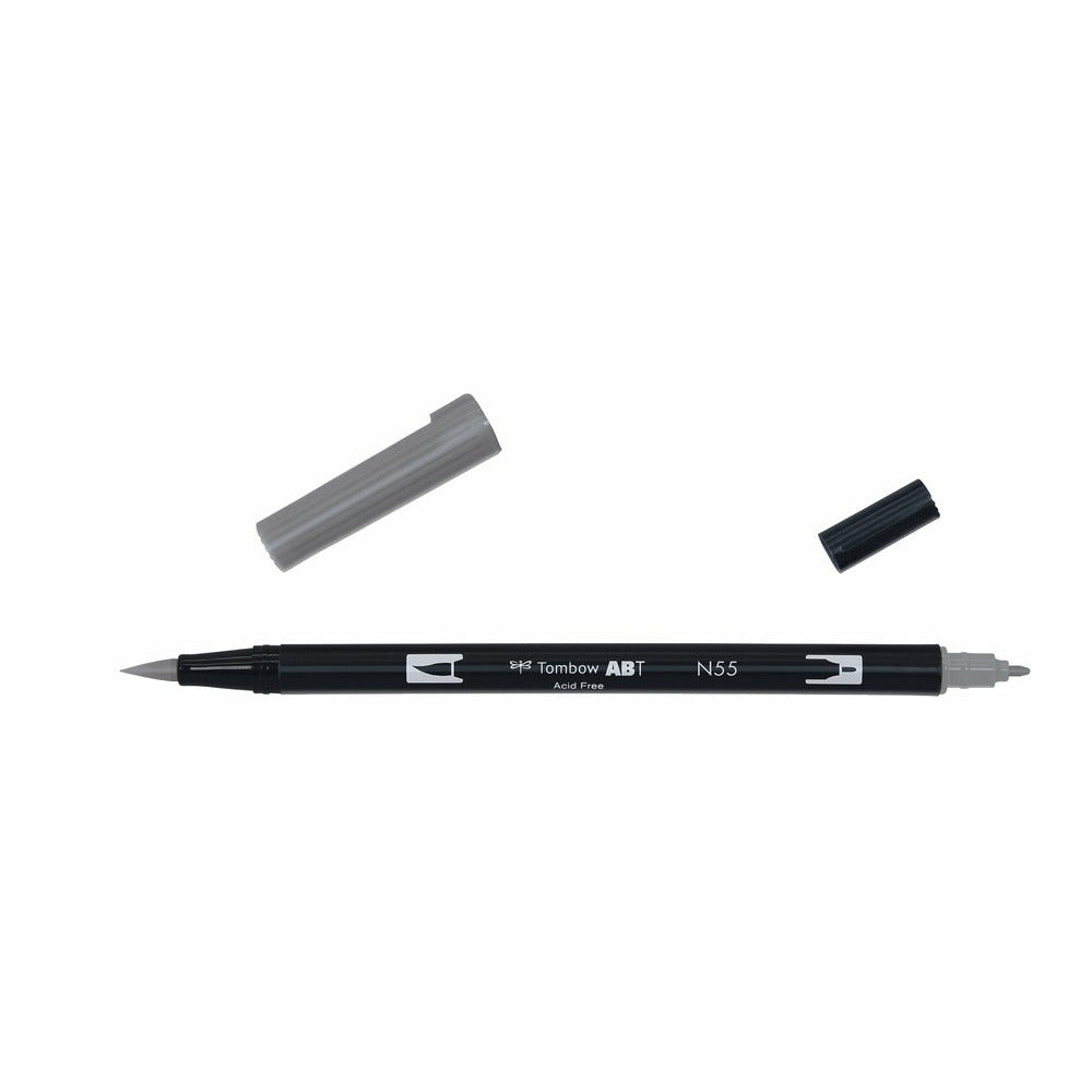 Tombow Plumón Doble Punta Cool Gray 7