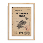 Fryingpan River Print