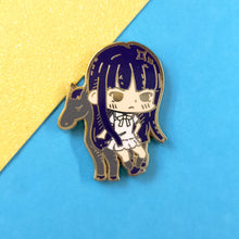 Load image into Gallery viewer, Isuzu Sohma Enamel pin
