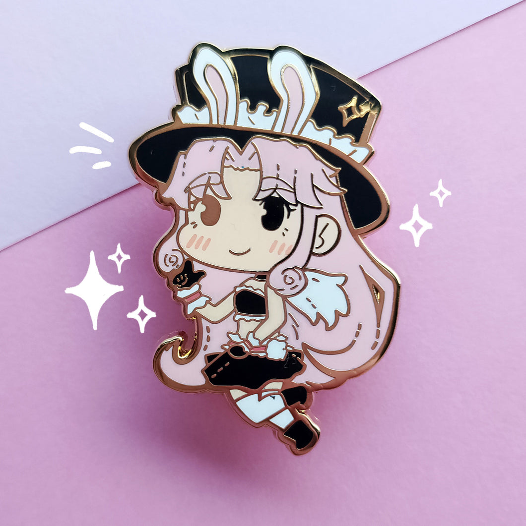 Full moon wo sagashite - Meroko pin
