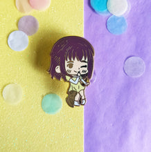 Load image into Gallery viewer, Kagura sohma Enamel pin