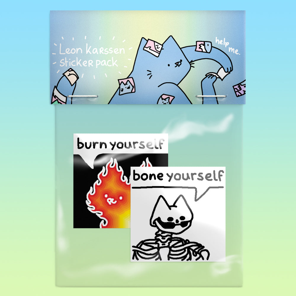 Yourself combo stickerpack