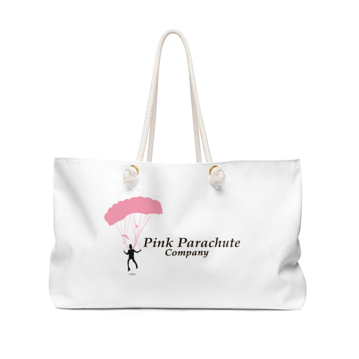 Pink Parachute Company Puff Style - Weekender Bag