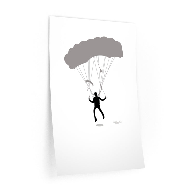 Pink Parachute Company - Wall Decals - Grey