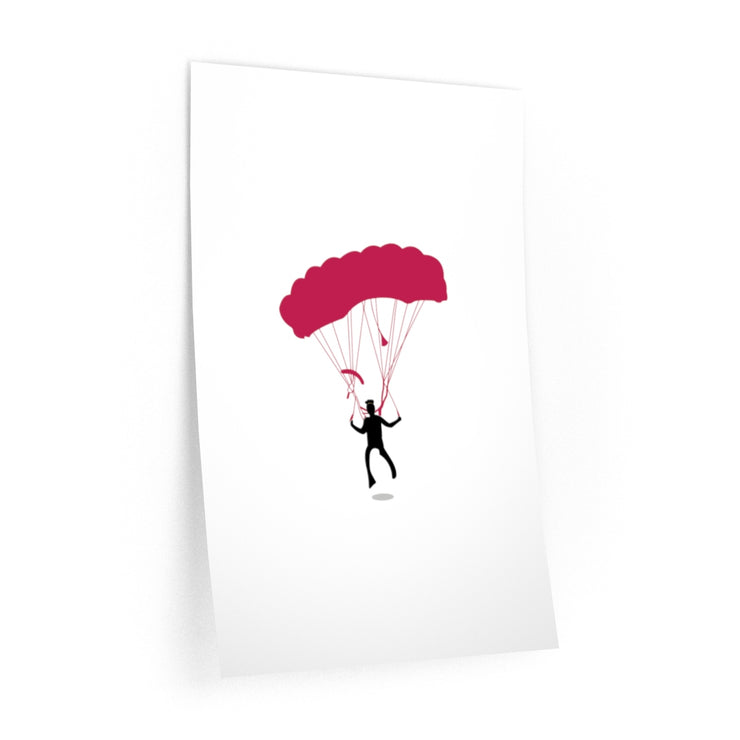 Pink Parachute Company - Wall Decals - Hot Pink