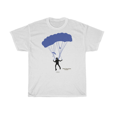 PPC - Youth Parachute Tee - Blue