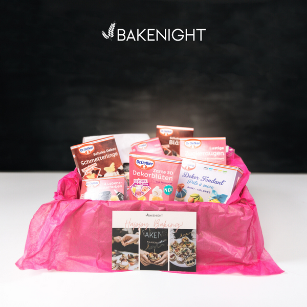 BakeNight Deko-Box Premium