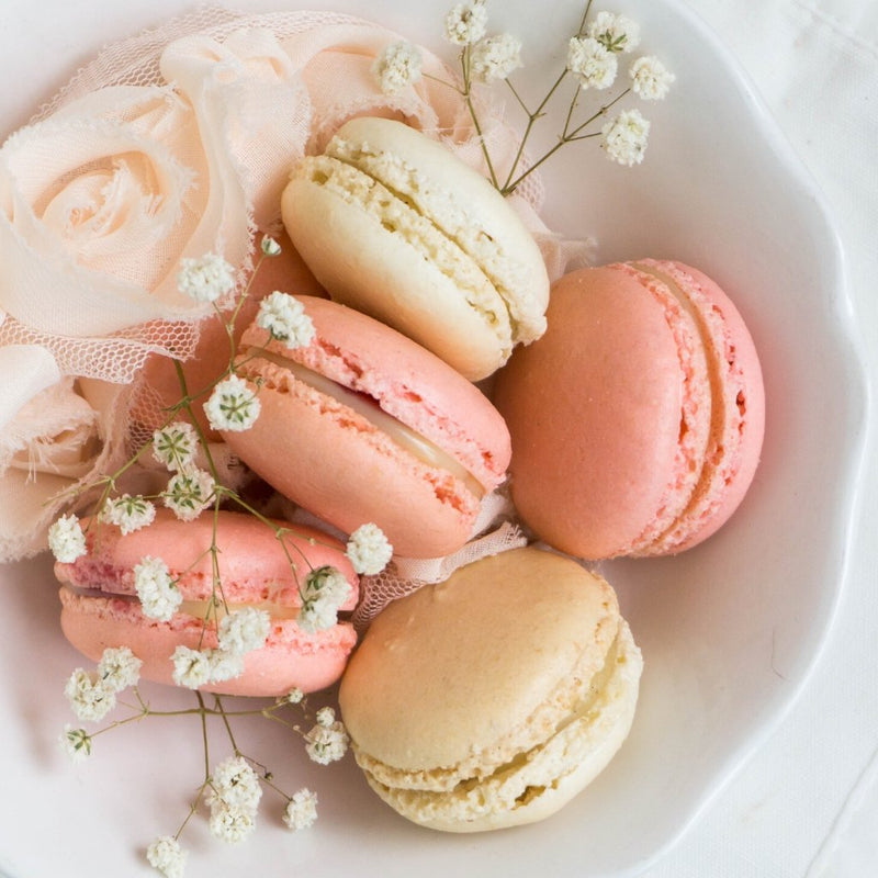 Live Online Workshop | Macarons selber backen |<br>Fr., 01.05.2020 | 17:00 Uhr<br>Mit Julia H. - BakeNight
