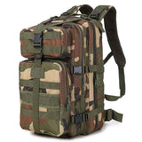 35L Men Women Outdoor Military Army Tactical Backpack Trekking Sport Travel Rucksacks Camping Hiking Fishing Bags - fishingtools-co