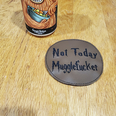 Not Today Coaster