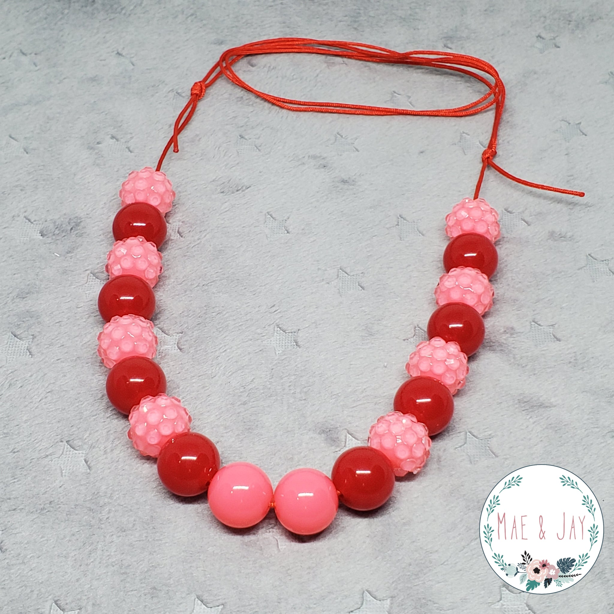 Mini Razzleberry Necklace