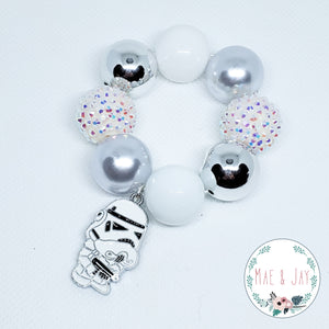 Stormtroopers Chunky Bracelet