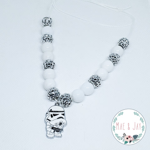 Stormtroopers Mini Necklace