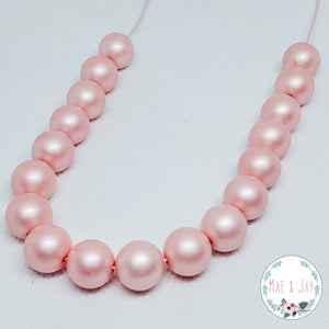 Light Pink Mini Necklace