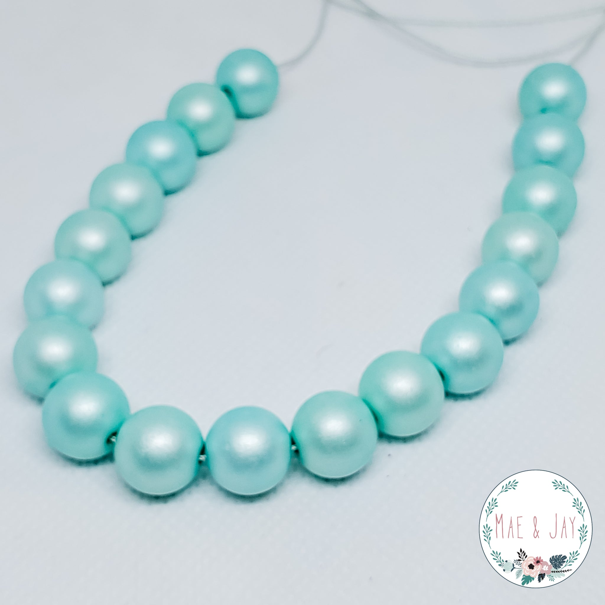 Mint Mini Necklace